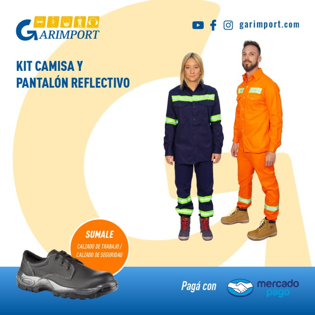 kit reflectivo sp